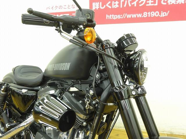 HARLEY-DAVIDSON XL1200CX ロードスター LED ワンオーナー車の画像(千葉県
