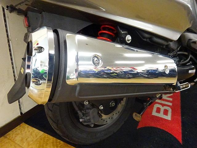 ホンダ シルバーウイング400 ワンオーナー ナックルガードの画像(宮城県