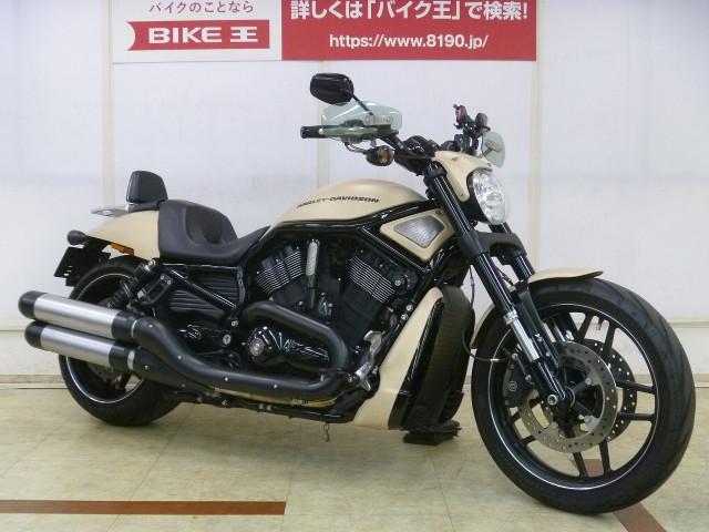 HARLEY-DAVIDSON VRSCDX ナイトロッドスペシャル ワンオーナー ETCの画像(埼玉県