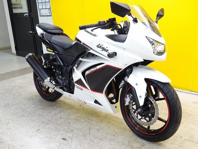 カワサキ Ninja 250R スペシャルエディション フェンダーレスの画像(栃木県