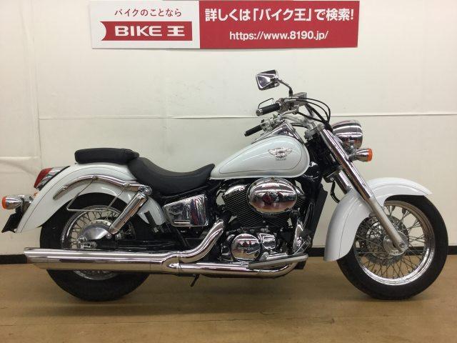 ホンダ シャドウ400 バックサポーターの画像(神奈川県
