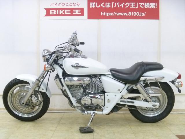 ホンダ V-TWIN MAGNA S サドルバックサポート付の画像(埼玉県