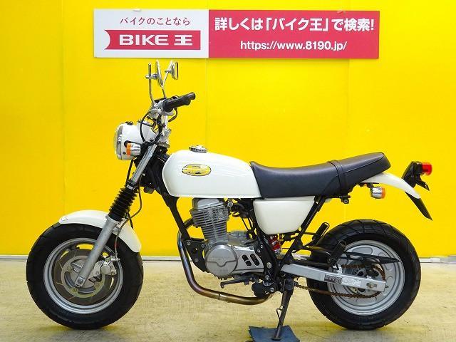 ホンダ Ape100 マフラー・タコメーター等カスタム多数 キャブ車の画像(栃木県