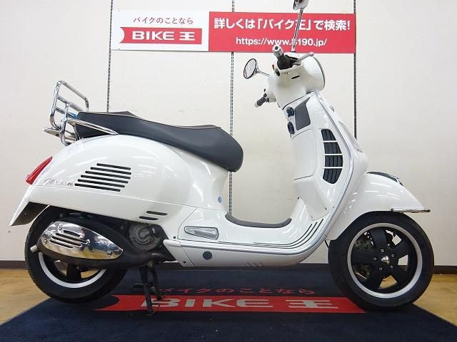 VESPA GTS300ie Super フルノーマルの画像(宮城県