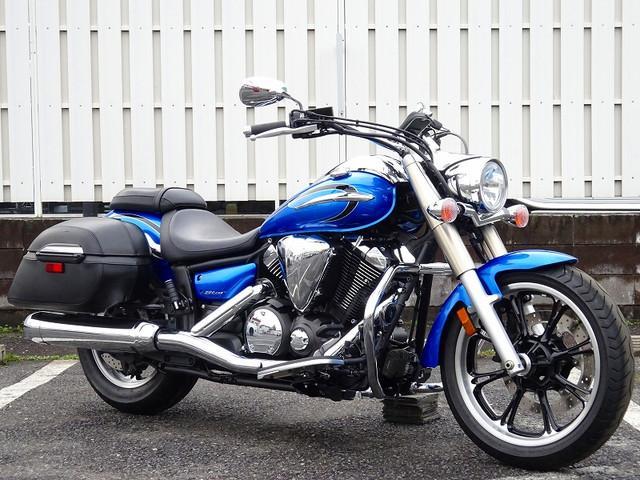 ヤマハ XVS950A 正規カナダ仕様 1オーナー ツーリングカスタムの画像(埼玉県