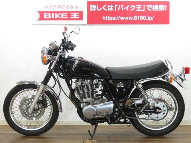 ヤマハ SR400 ワンオーナー フルノーマル インジェクションモデルの画像(茨城県