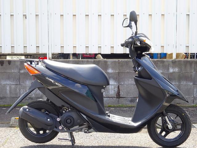 スズキ アドレスV50 1オーナー スペアキー トリセツの画像(埼玉県