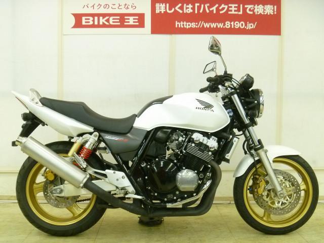ホンダ CB400Super Four VTEC SPEC3 ワンオーナー エンジンガーの画像(埼玉県