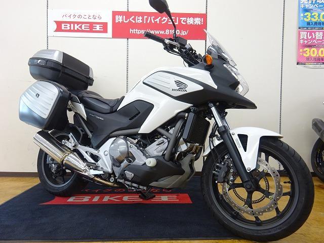 ホンダ NC700X タイプLD DCT ローダウン ABS MORIWAKIスライダーの画像(宮城県