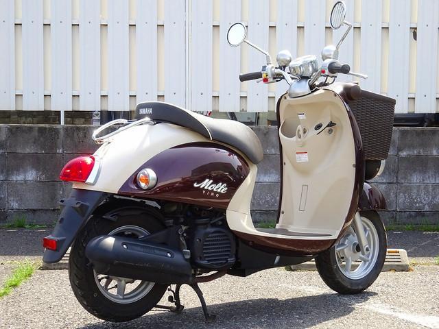 ヤマハ ビーノモルフェ 15年モデル 1オーナーの画像(埼玉県