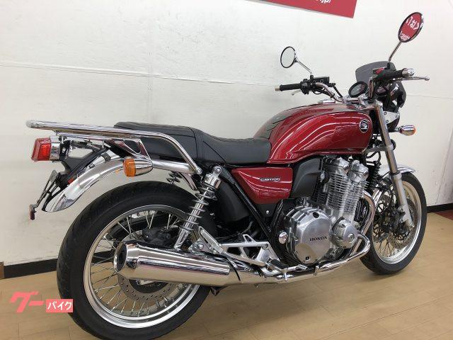 ホンダ CB1100EX ABS ワンオーナー リアキャリア装備の画像(神奈川県