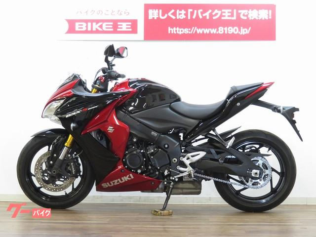 スズキ GSX-S1000F ABS ハンドル ブレーキクラッチレバー装備の画像(群馬県