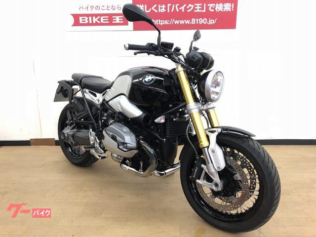 BMW R nineT バッテリー新品交換の画像(神奈川県