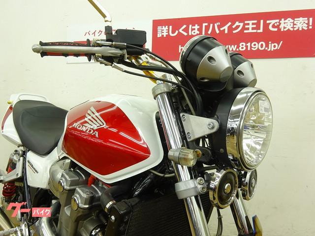 ホンダ CB1300Super Four モリワキ管 バックステップ付きの画像(千葉県