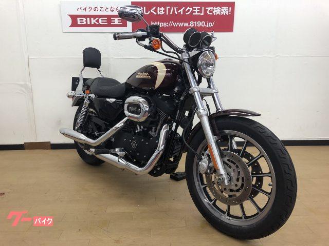 HARLEY-DAVIDSON XL1200R インジェクション サイドバック装備の画像(神奈川県