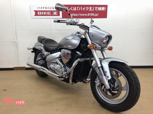 スズキ ブルバード400 ワンオーナー エンジンガード装備の画像(神奈川県