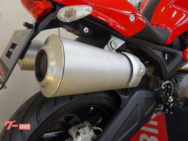 DUCATI モンスター696 AELLAエンジンスライダー ハンドルカスタムの画像(宮城県