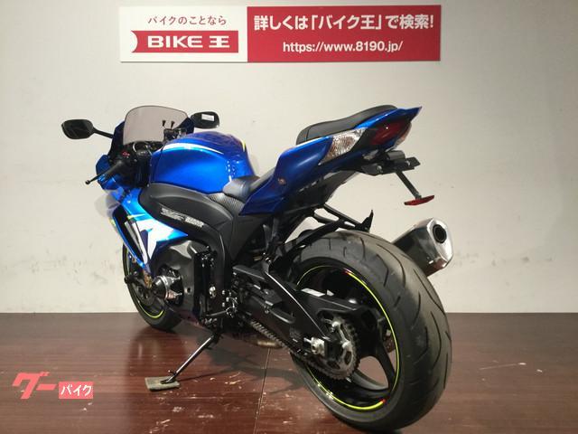 スズキ GSX-R1000 スライダー フェンダーレスの画像(千葉県
