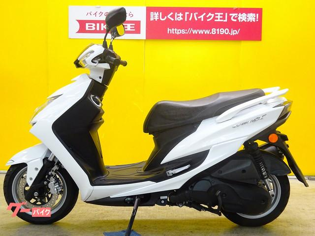 ヤマハ シグナスX SR ワンオーナー車 4スト・インジェクションの画像(千葉県