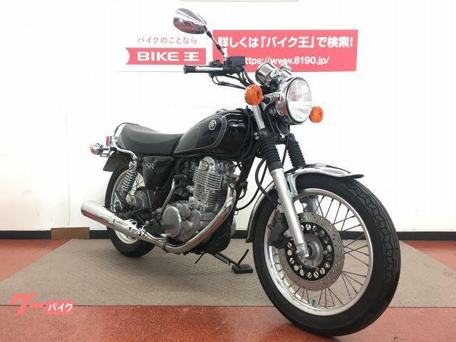 ヤマハ SR400 インジェクションモデル ワンオーナーの画像(千葉県