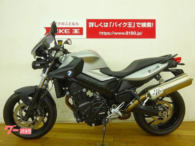 BMW F800R メーターバイザー装備の画像(千葉県