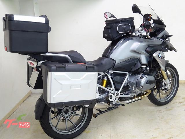 BMW R1200GS フルパニア・タンクバッグ等装備の画像(栃木県