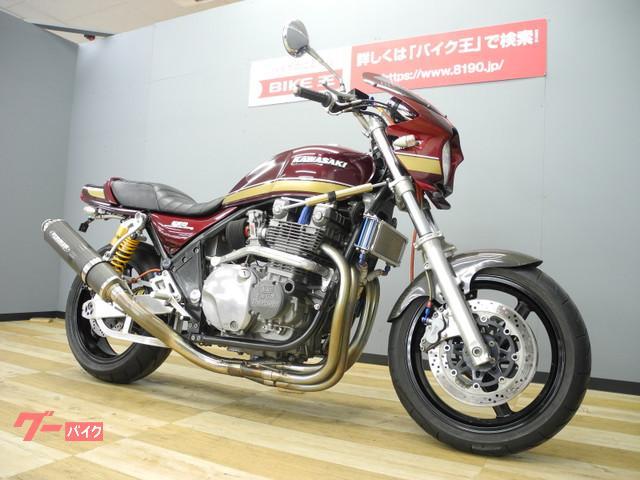 カワサキ ZEPHYR1100の画像(茨城県