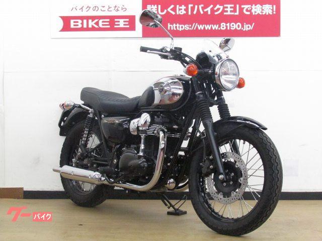 カワサキ W800 クロームエディション ワンオーナーの画像(神奈川県