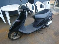 三重県 津市 バイク ハーレー スクーター 原付 修理 ホンダ Dio 50cc