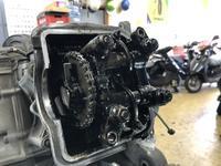 V125 エンジン分解整備