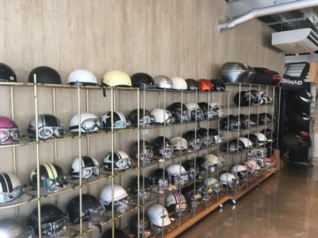 頭を守る大切なアイテム!あなたにピッタリなヘルメットをご提供いたします!
