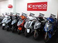 沖縄県内では 最長の歴史を持つ KYMCO 正規ディーラーです 長年の経験と実績で 的確なメンテナンスや カスタマイズなどもにも対応致します