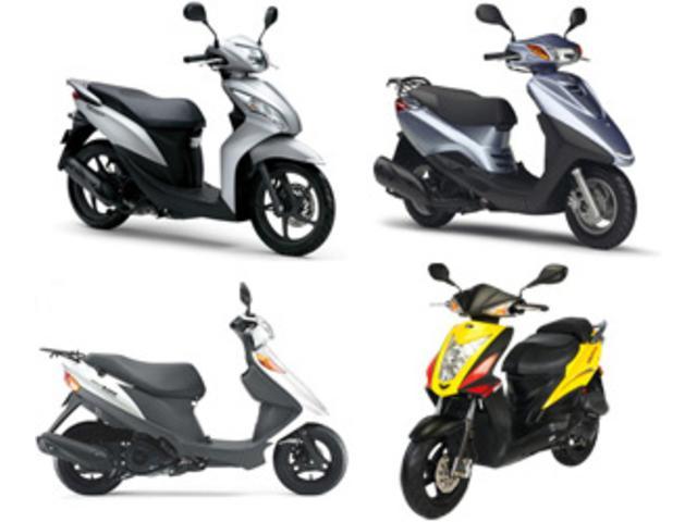 原付2種高価買取強化中です!勿論250cc・400ccから大型まで高価買取致します!
