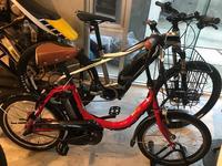 YPJ・PASシリーズ取り扱い始めました。気になっていたかた、電動自転車に興味あるかたはぜひ、お気軽にご連絡、ご来店くださいませ。当店は、安心の自転車安全整備士・自転車技師、在籍店となっております。