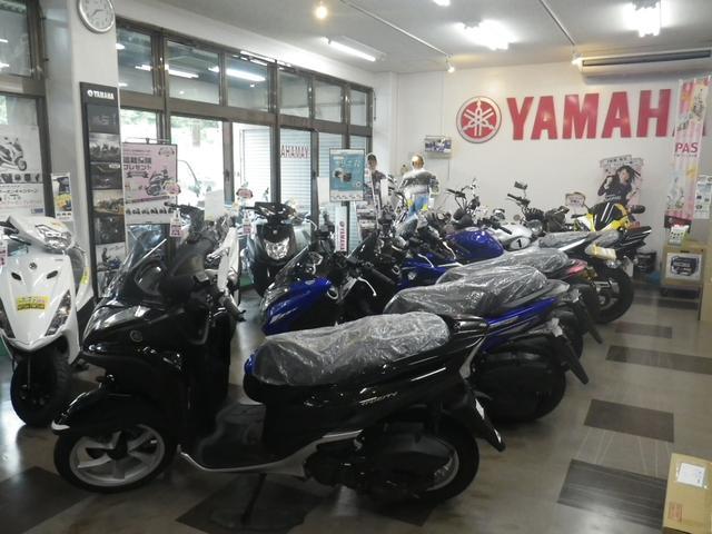 新車・中古車販売、修理、車検、・ヤマハ 純正部品取付・販売を行っております!