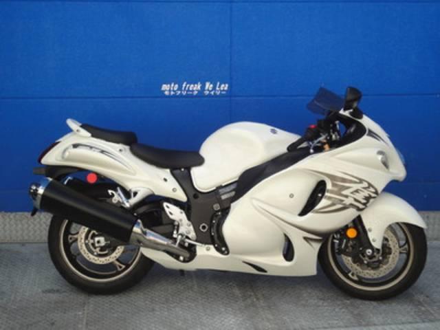 世界が注目するスーパースポーツバイクがレンタルできます!GSX1300Rハヤブサ!