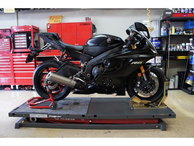 大型バイクの整備・修理・カスタムもお任せ下さい