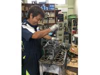 車両の修理(メンテナンス)は、正確かつ、迅速丁寧に対応できるように心がけています!
