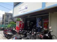 沖縄県のバイクショップならバイクショップM