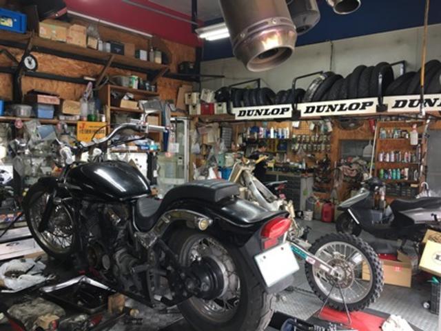 信頼の認証工場で、あなたのバイクライフをサポートします!