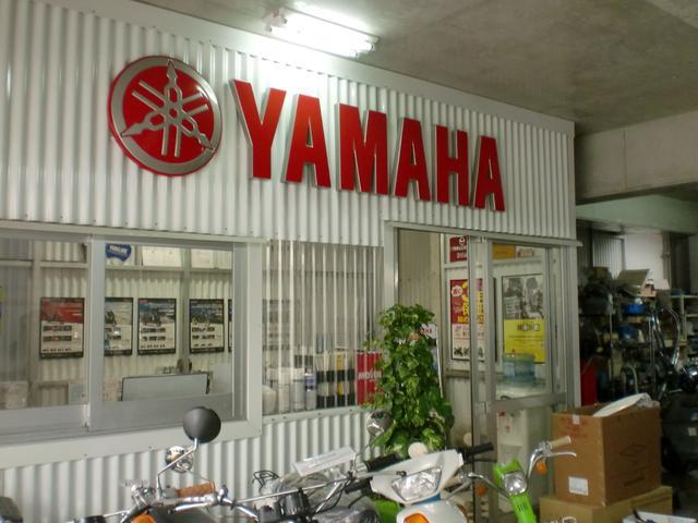 YAMAHA正規販売店です。
